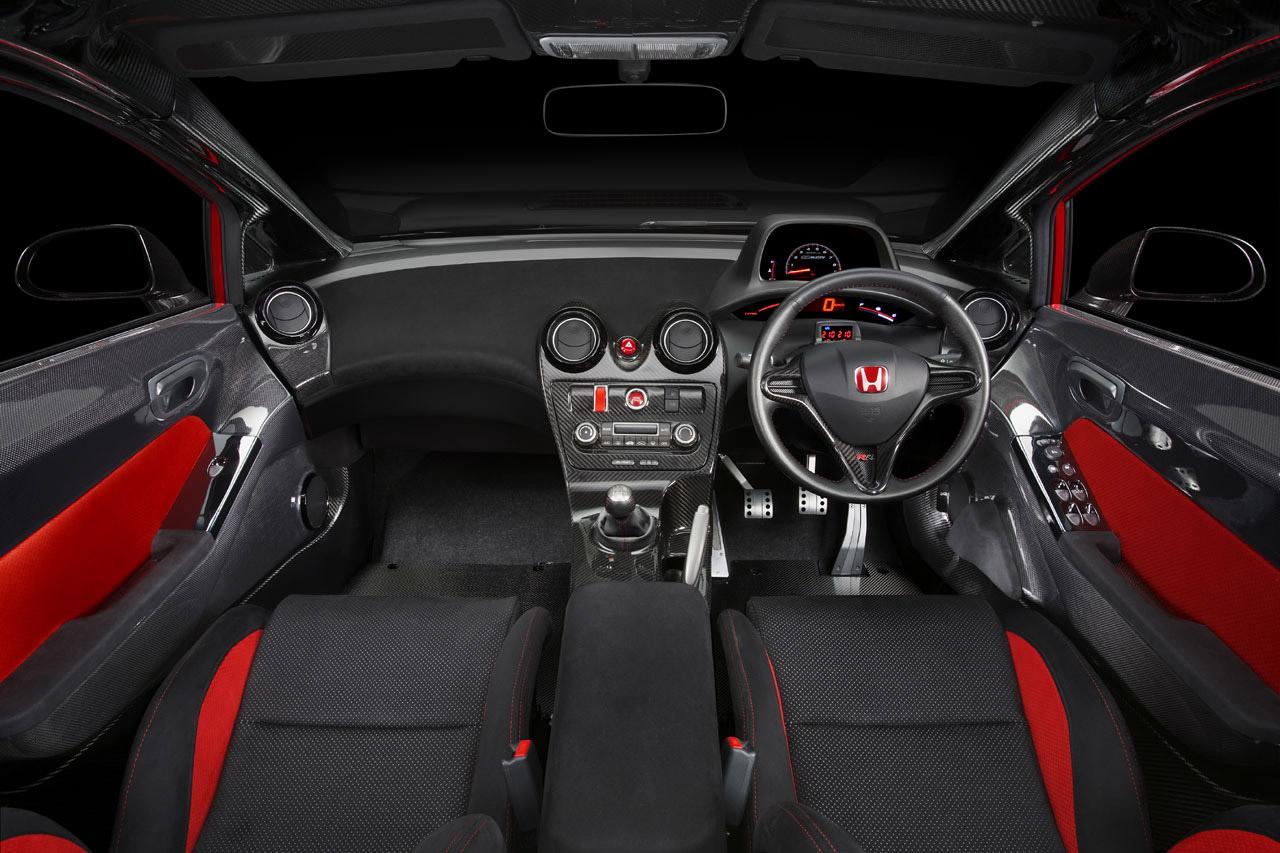 Honda Civic Type RR Car Tuning