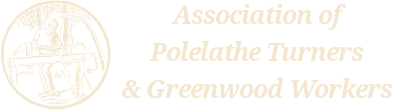 Association of pole lathe turners and green woodworkers