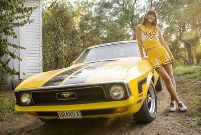 mustang death proof