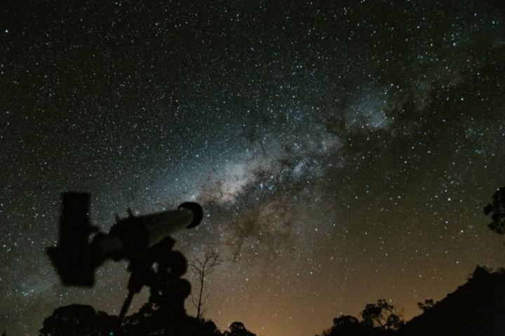 Telescopios refractores