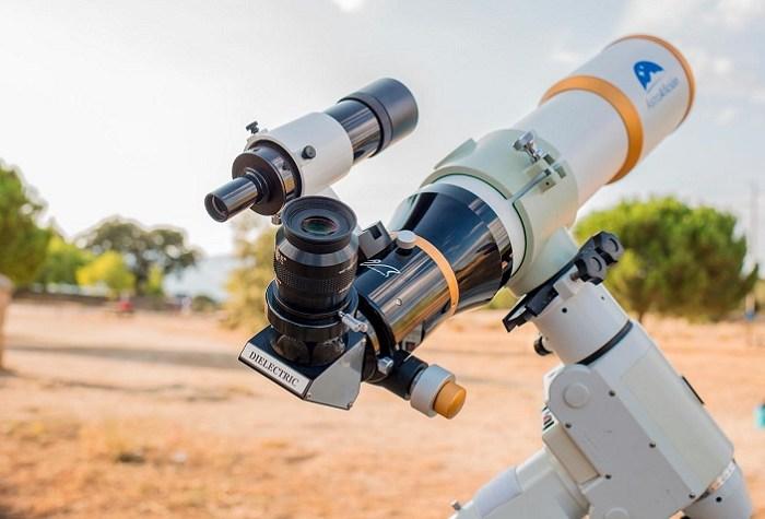 Cómo elegir un telescopio profesional para ti