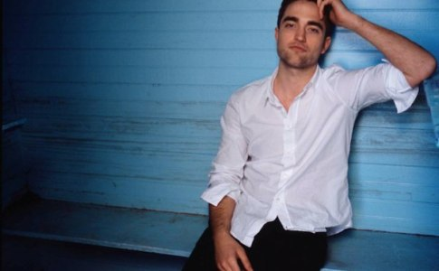 Robert Pattinson GO Campaign