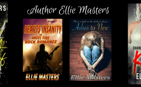Author Ellie Masters