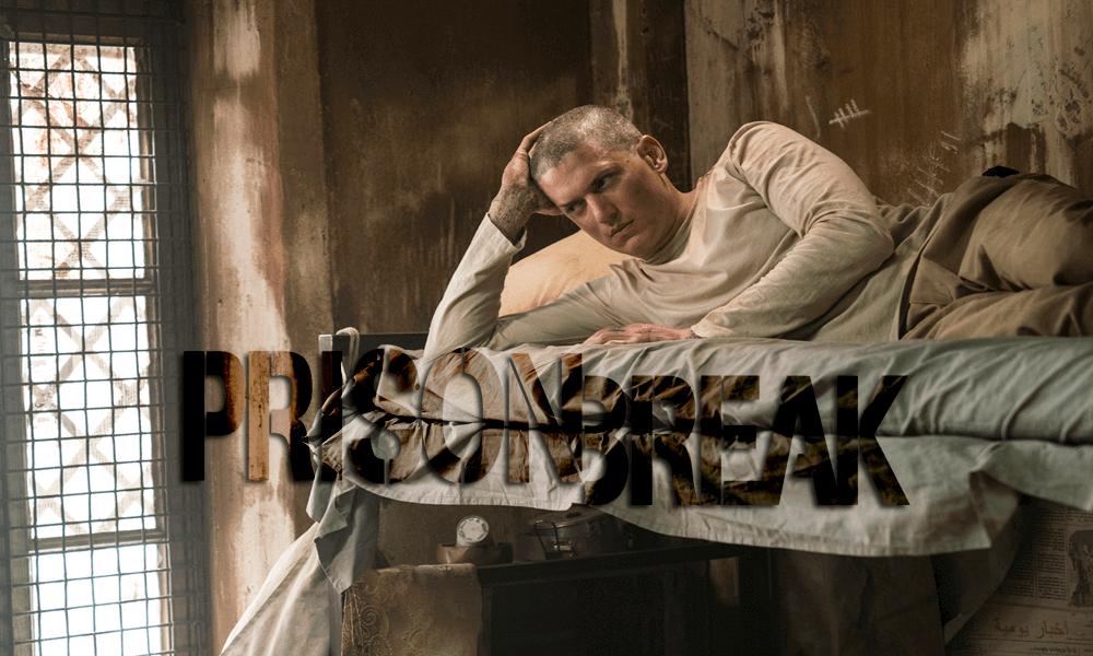Prison Break - Kaniel Outis