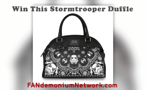 Stormtrooper Bag Giveaway