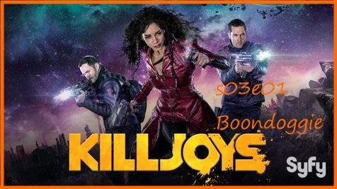 killjoys review episode 1
