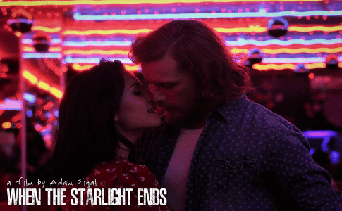 When the Starlight Ends--Sam Heughan--Arabella Oz