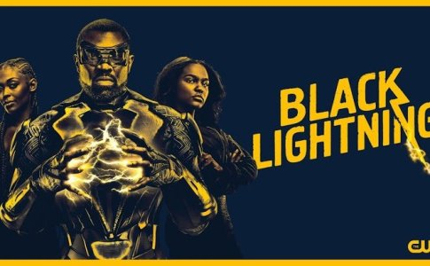 Black Lightning - The Book of Blood: Chapter One: Requiem