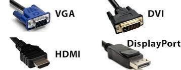 Differenze tra cavo HDMI, DisplayPort, DVI e VGA monitor pc