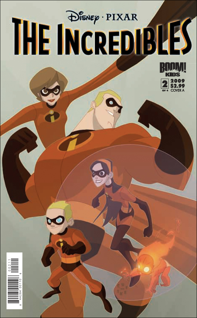 Incredibles Fighting Games