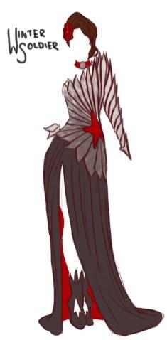 dress-wintersoldier
