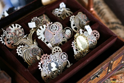 Jewelry by Gear Fairy Creations