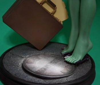 Adam Hughes She-Hulk Comiquette 008