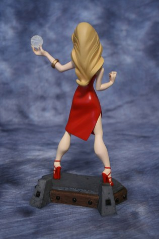 Buffy Tooned Up Glory Maquette 004
