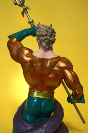 Heroes of DC Aquaman Bust 008