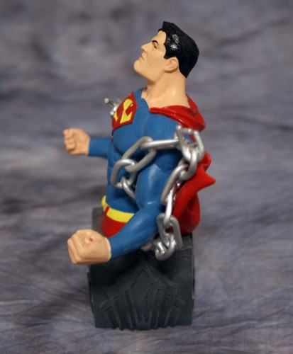 Heroes of DC Superman Bust 002