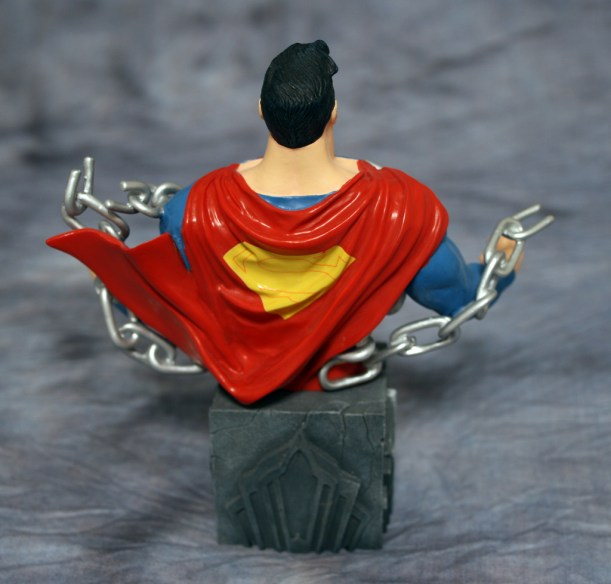 Heroes of DC Superman Bust 003