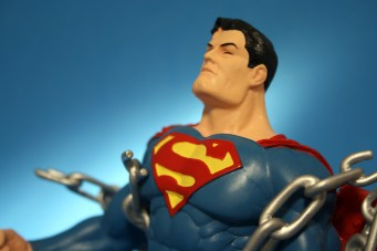 Heroes of DC Superman Bust 005