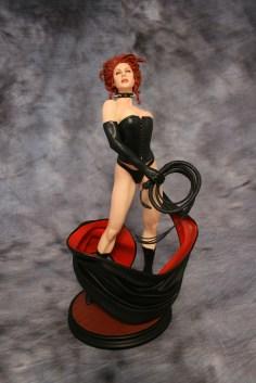 Jean Grey Black Queen Comiquette 001