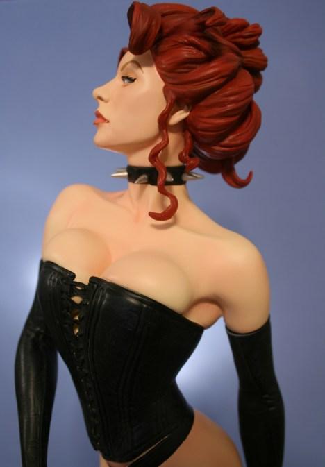 Jean Grey Black Queen Comiquette 009
