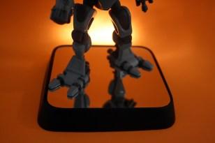 Little Frakkin Toasters Cylon Centurion Maquette 008