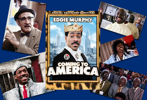 Press Rewind – Coming to America