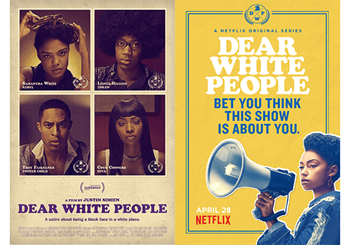 Town Hall Meeting – Dear White People