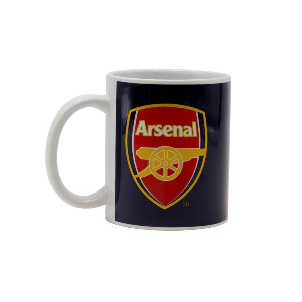 Arsenal FC Gunners Mug