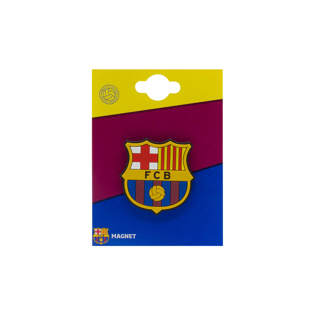 Barcelona FC crest magnet