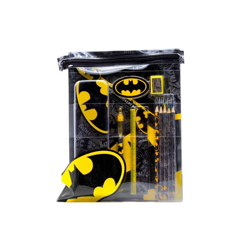 Batman Stationery School Set