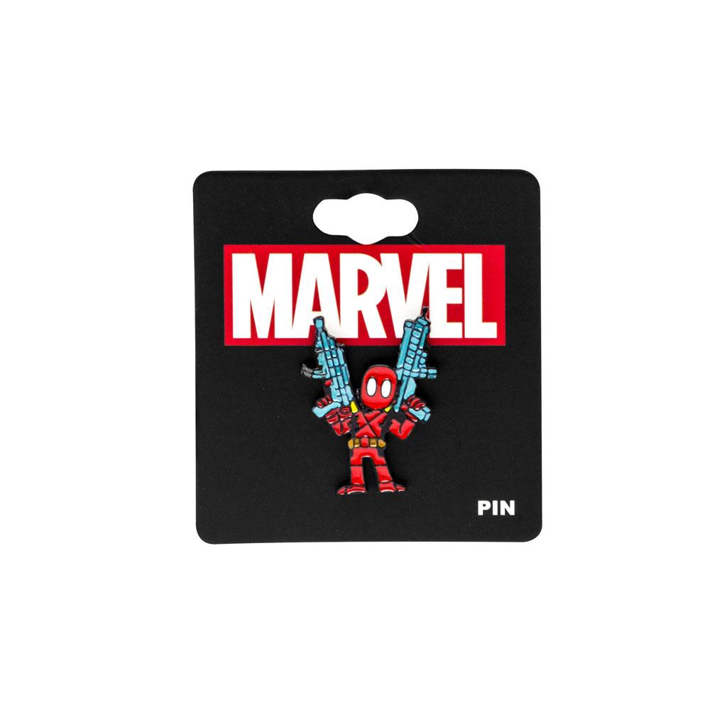 Deadpool Lapel Pin