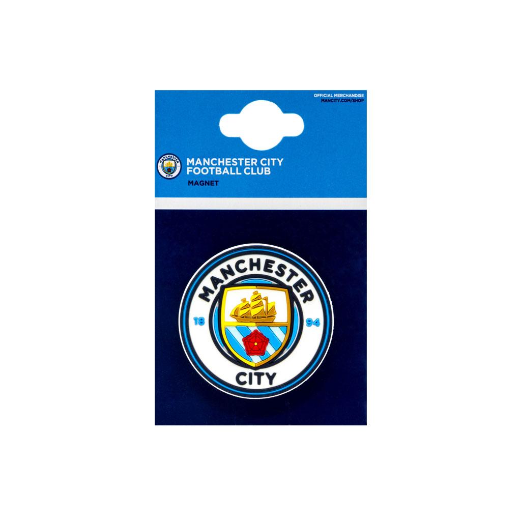 Manchester City Crest Magnet