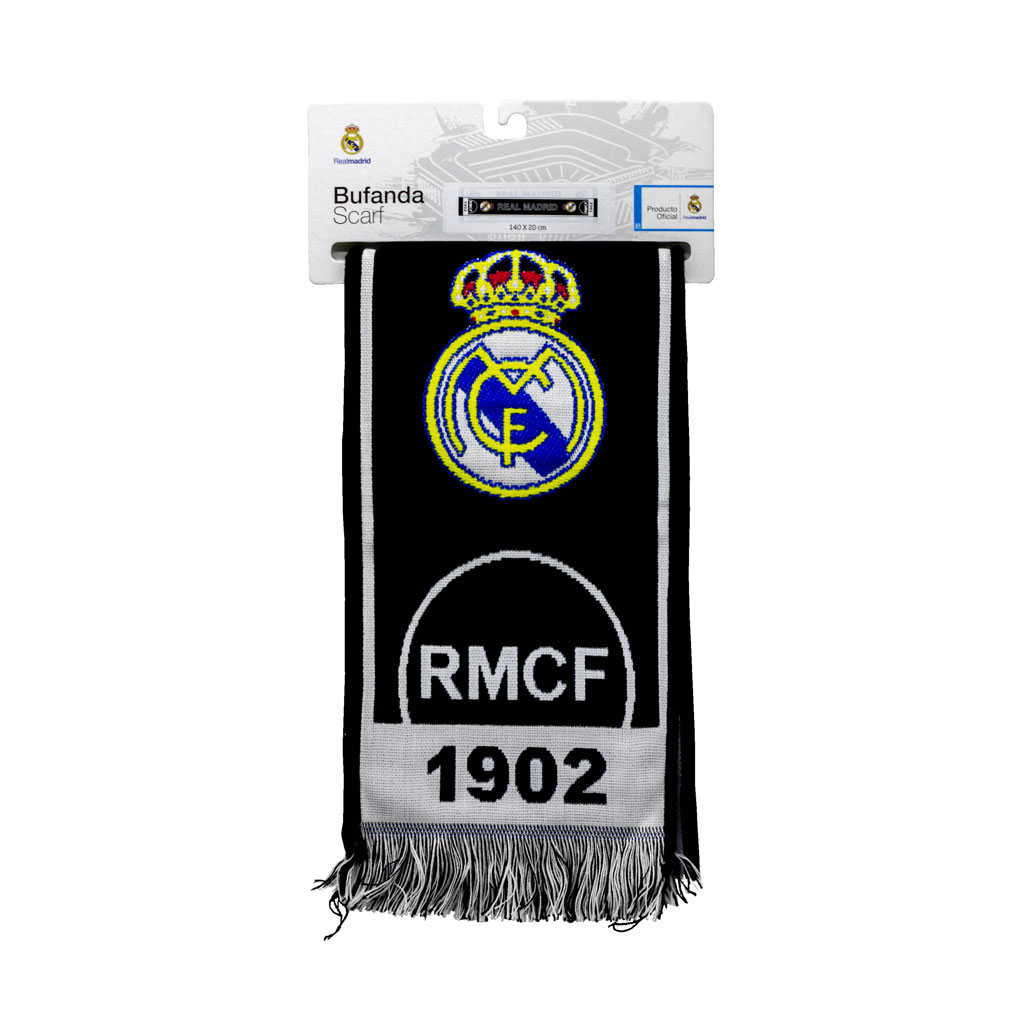 Real Madrid Named Scarf