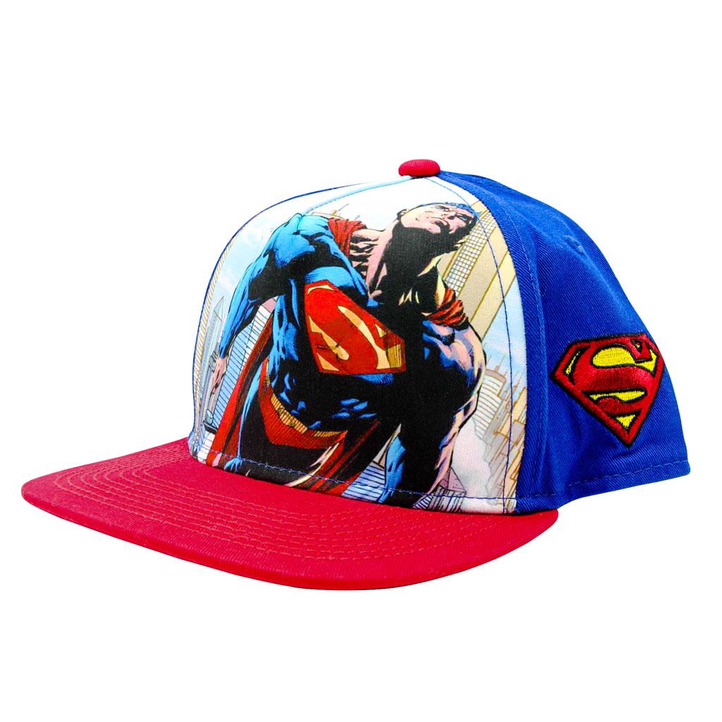 Superman Snapback junior cap