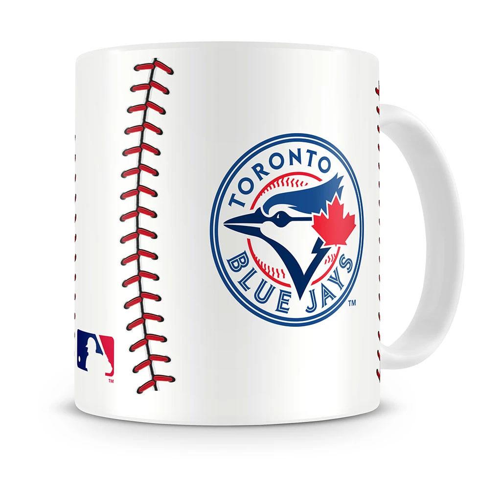 Toronto Blue Jays 11oz Baseball Ceramic Mug