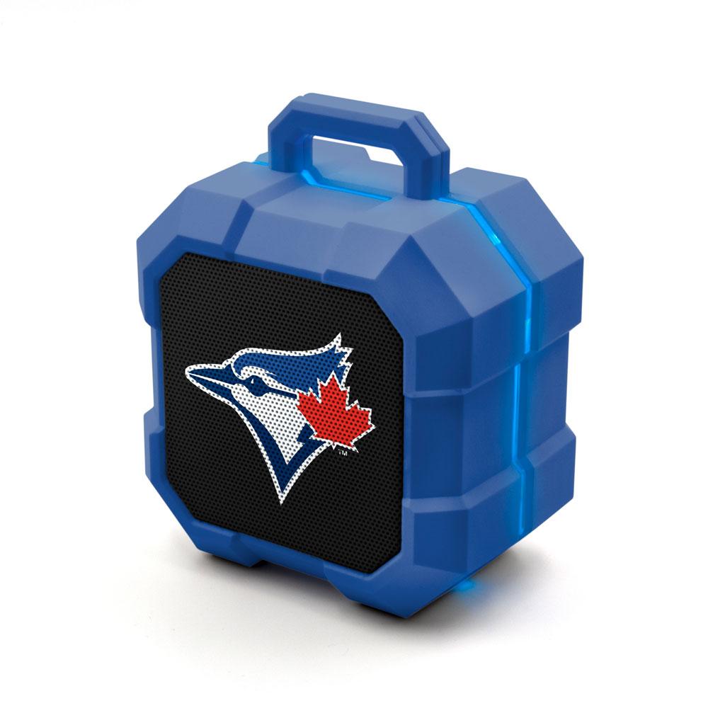 Toronto Blue Jays ShockBox LED Bluetooth Speaker