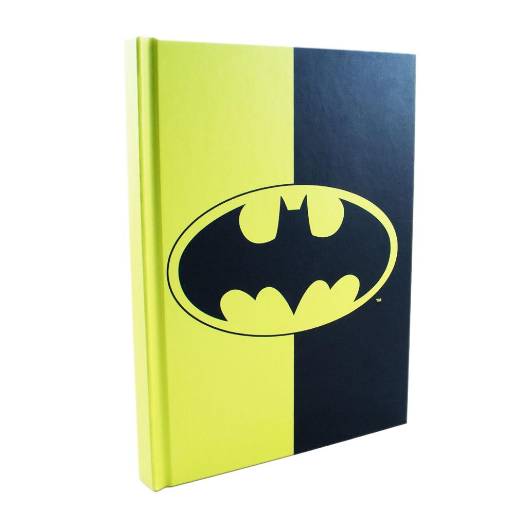 Batman Logo Hard Cover Journal
