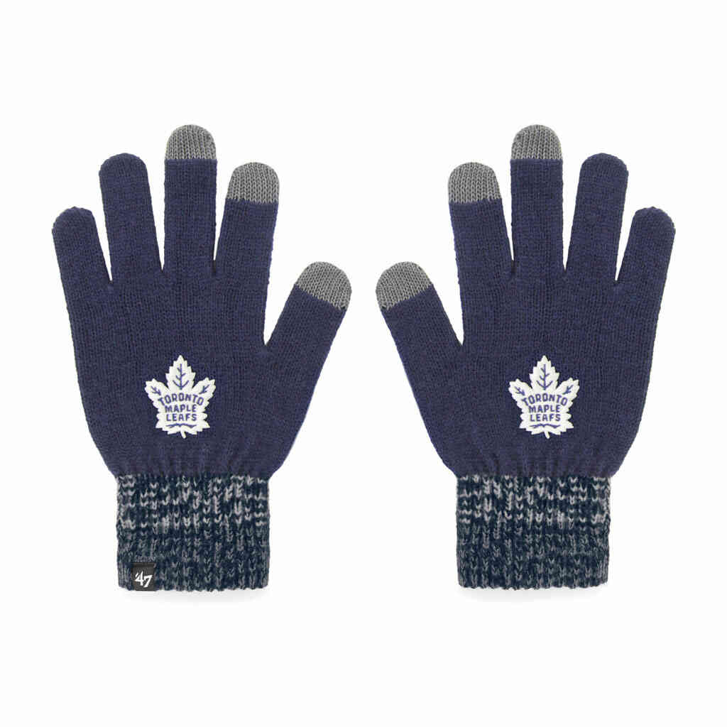 47 Toronto Maple Leafs NHL Static Gloves