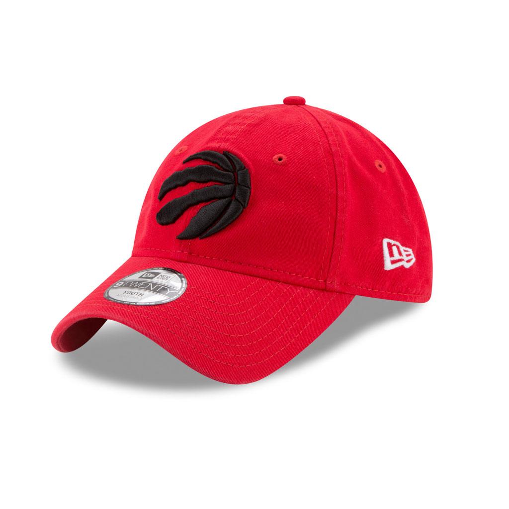 Toronto Raptors New Era Adjustable Hat