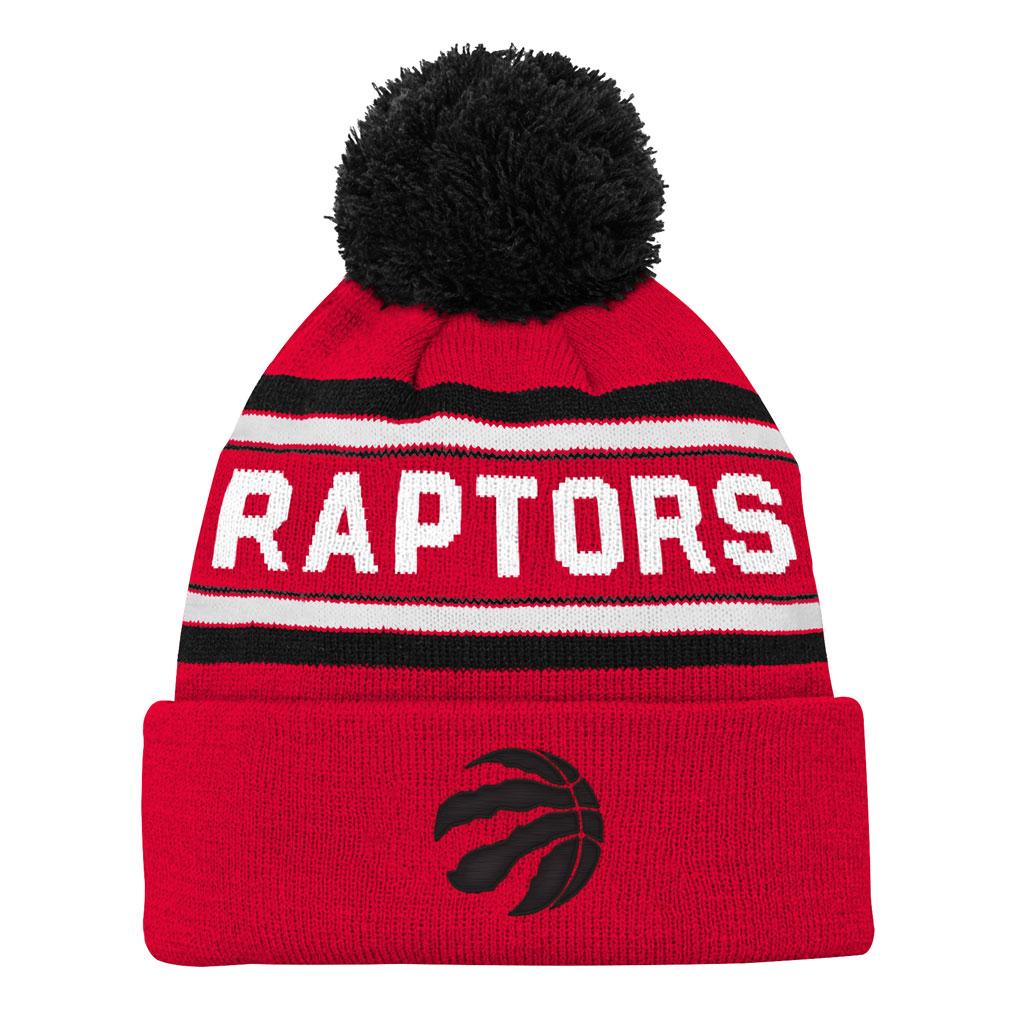 Toronto Raptors Youth Knit Toque