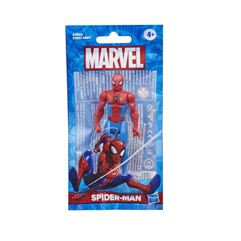 Spiderman Small Action Figure