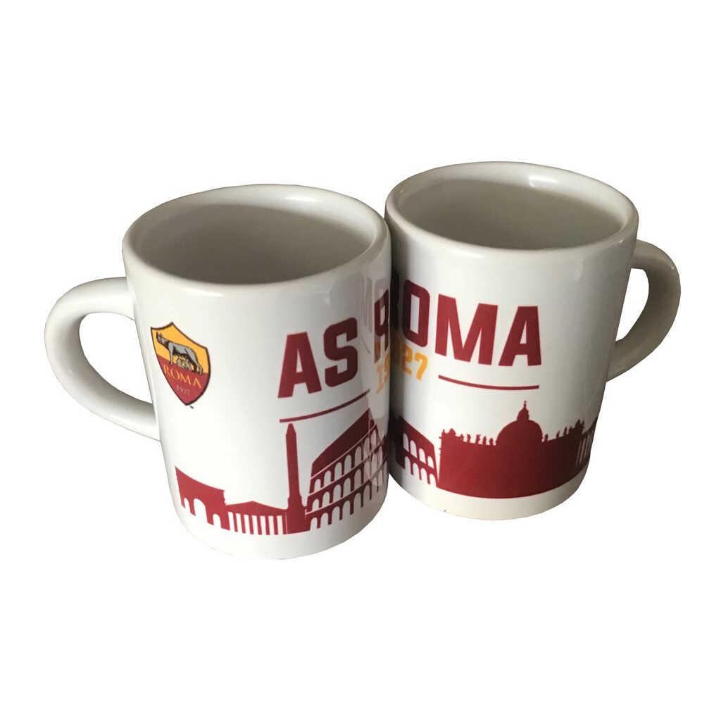 AS Roma Espresso Set of 2