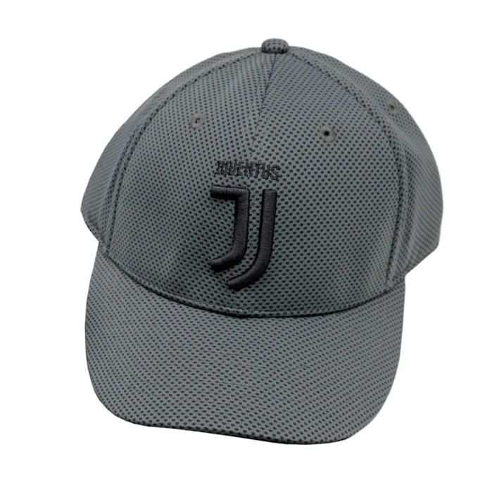 Juventus Black Baseball Cap