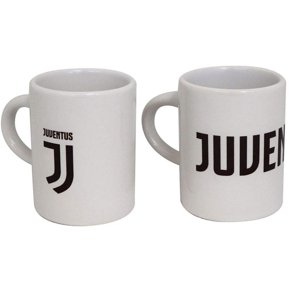 Juventus Set of 2 Espresso Cups