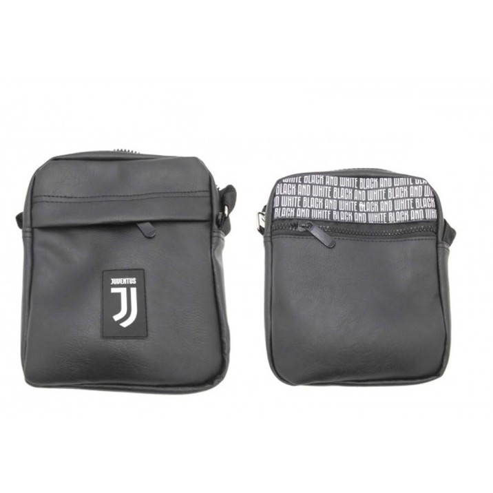 Juventus Leather Satchel Bag