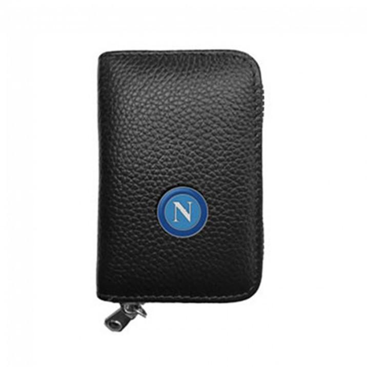 Napoli Leather Card Holder Wallet