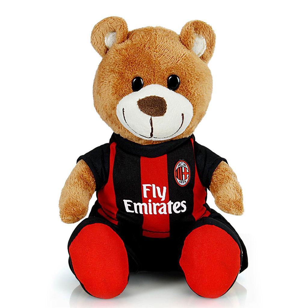 AC Milan Plush Bear