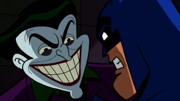 Batman: The Brave and the Bold was a throwback to the campy 60s show and so featured a more cartoonish Joker than we are used to. This version was played by Jeff Bennett.