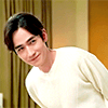 Zhu Yilong looking cheeky