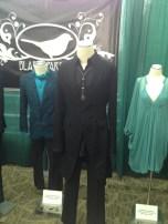 Flavius, Cinna's Suit, and Octavia's Dress